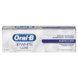 Oral-B 3D White Luxe Perfección Pasta Dentífrica 75 Ml