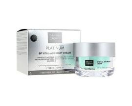 Martiderm Platinum GF Vital-Age Night Cream 50 Ml
